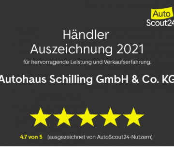 Autoscout24 TOP Händler 2020